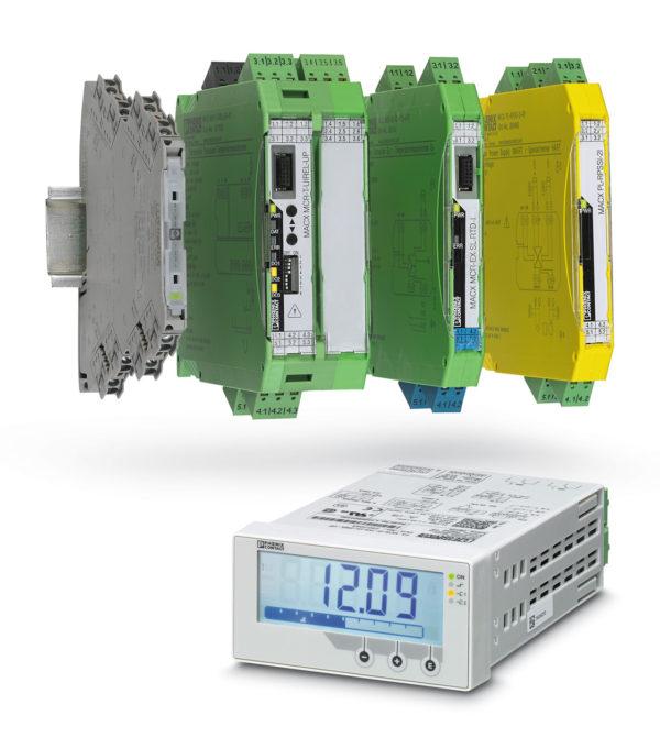 Решения Phoenix Contact для передачи и преобразования сигналов в системах автоматизации