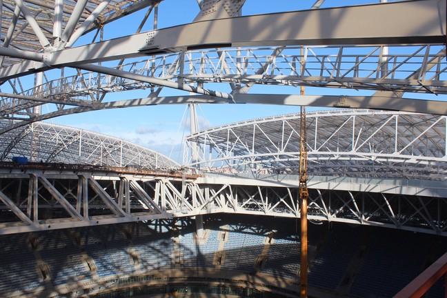 Компания CENTEC успешно завершила испытания системы управления раздвижной крыши